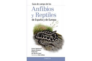 amphibians & reptiles of europe, north africa & middle east