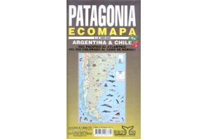 cartography of natural spaces of central & south america
