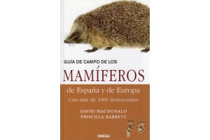 mammals of europe, north africa & middle east