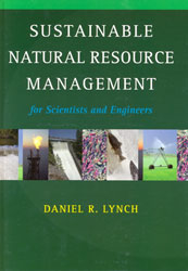 sustainable natural resource management for scientists and engineers